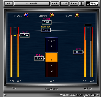 Vocal Plugin Chain Set Up – Example 1