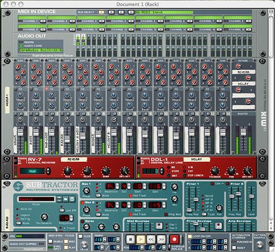 Importing Midi & Wav Files Into Reason For Music Production