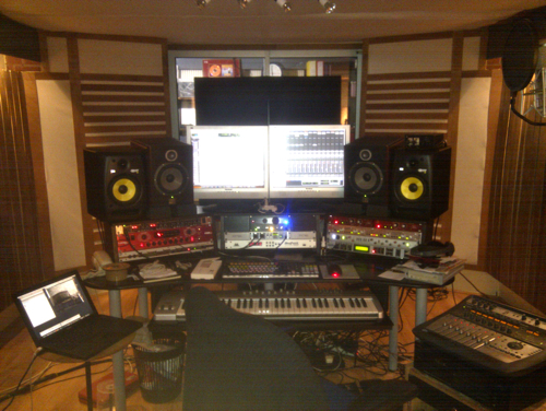 Studio Acoustics – How I Refitted My Home Studio