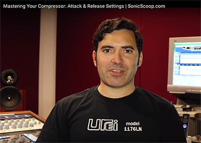 Mastering Your Compressor: Attack & Release Settings