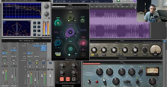 How to Master a Song Using Only 5 Plugins