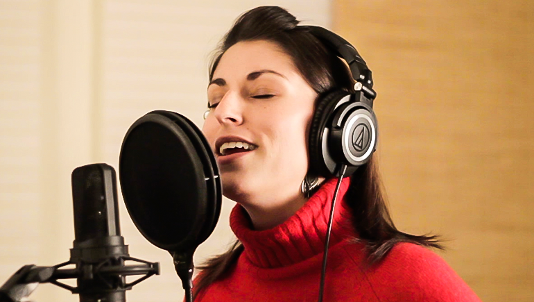Recording Vocals at Home – Getting set up to get the most from your home-recorded vocal tracks