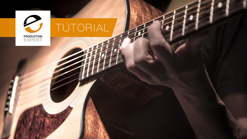5 Steps To Get Great Acoustic Guitar Recordings