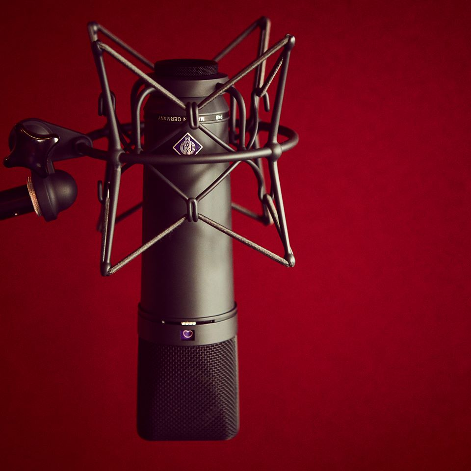 Recording Vocals in Your Home Studio – Part 2
