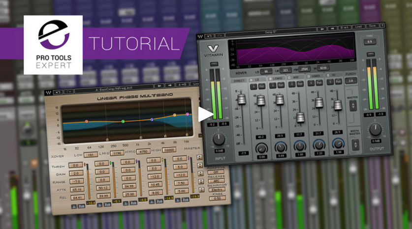 How to Process a Mixbus with Waves Plug-ins