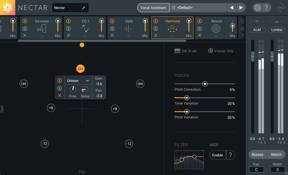 Find Your Voice with Nectar 3 and VocalSynth 2
