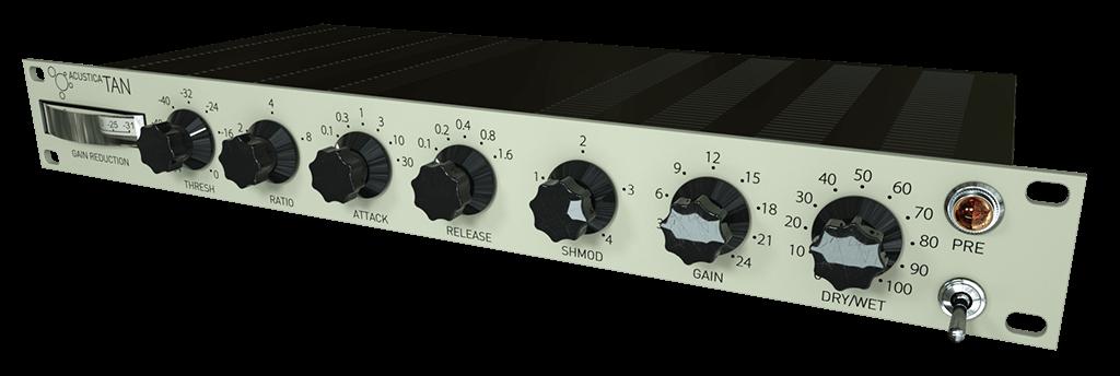 Free plugin – Acustica Tan VCA Compressor