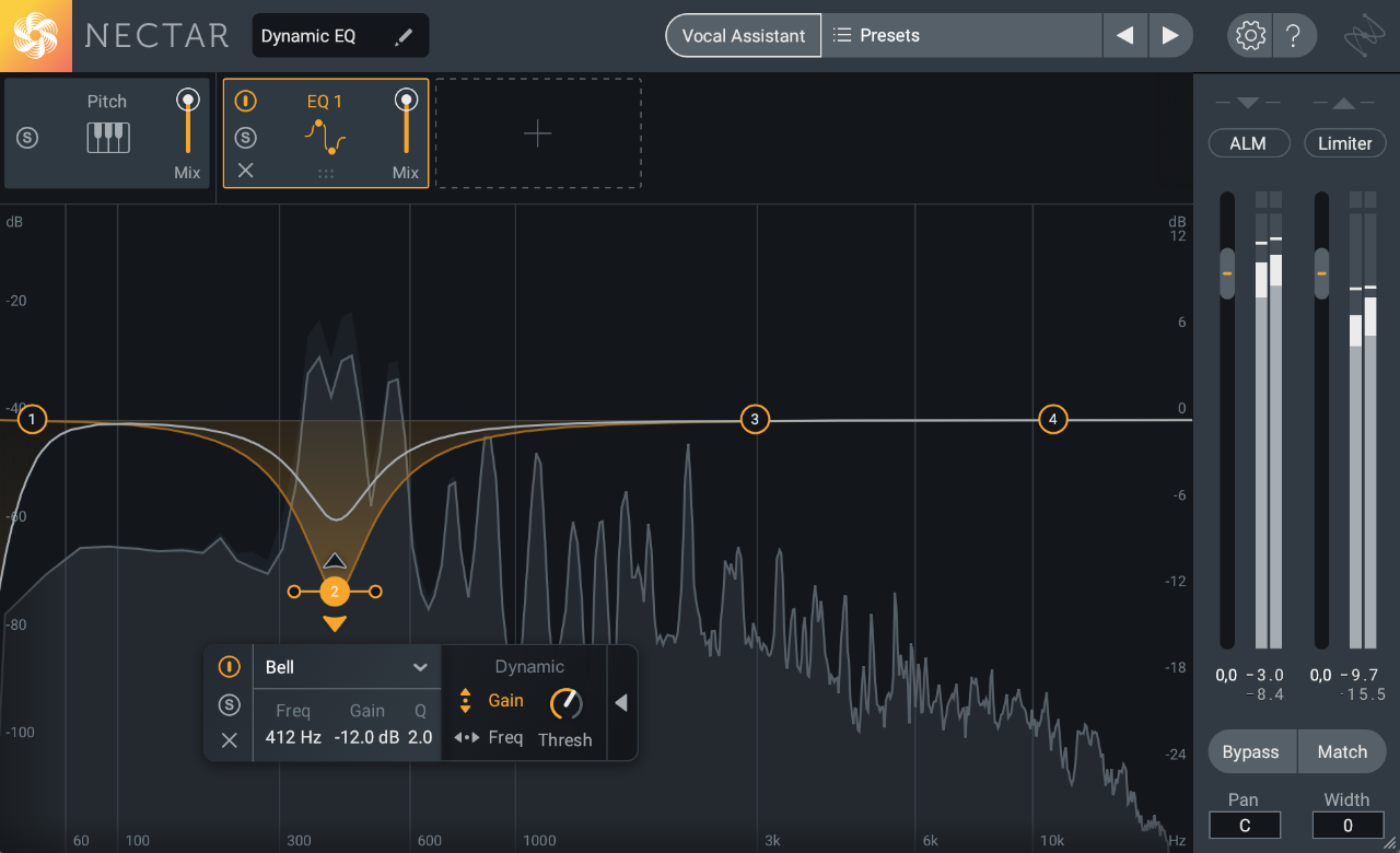When to Use Dynamic EQ In a Mix