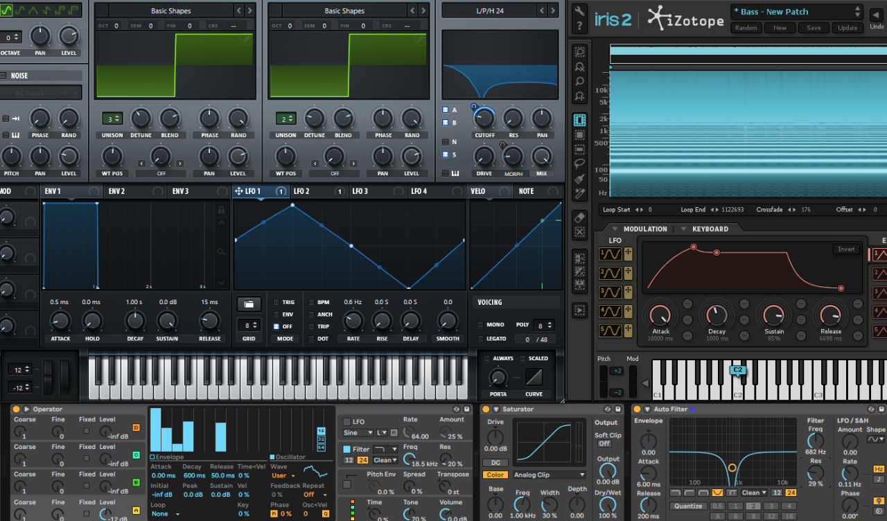 Synth VST Essentials Oscillators Envelopes and Filters